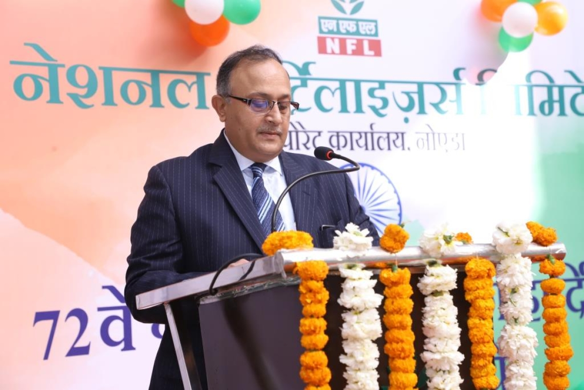 National Fertilizers celebrates 72nd Republic Day