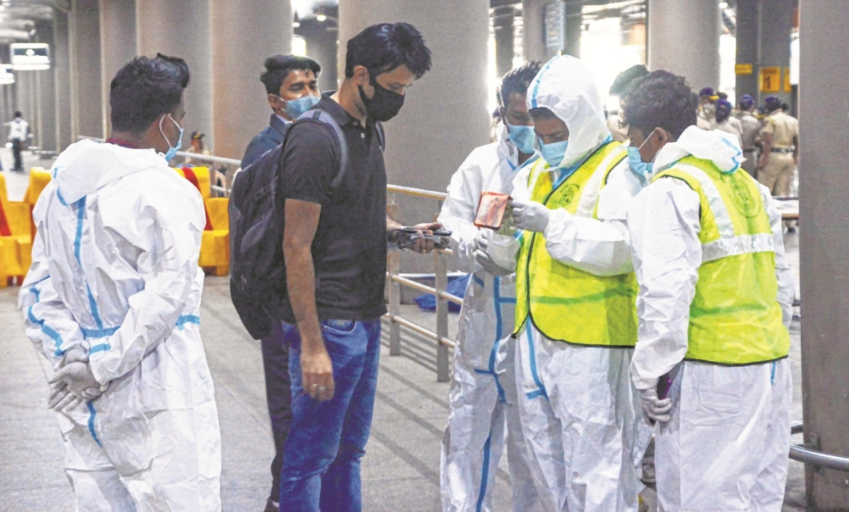 Mumbai civic body plans jumbo welcome for UK returnees