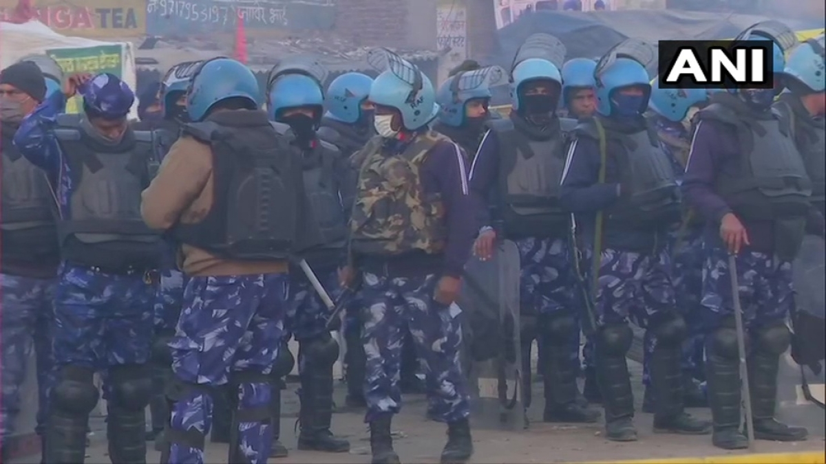 What is the aftermath of farmers' Republic Day clash with Delhi Police?