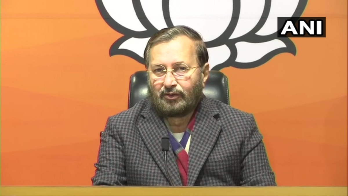 India will not tolerate such insult to tricolour at Red Fort: Prakash Javadekar on R-day violence
