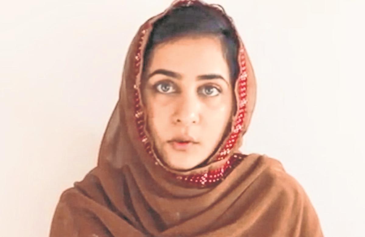 Pakistani authorities close entryways to Karima Baloch's hometown