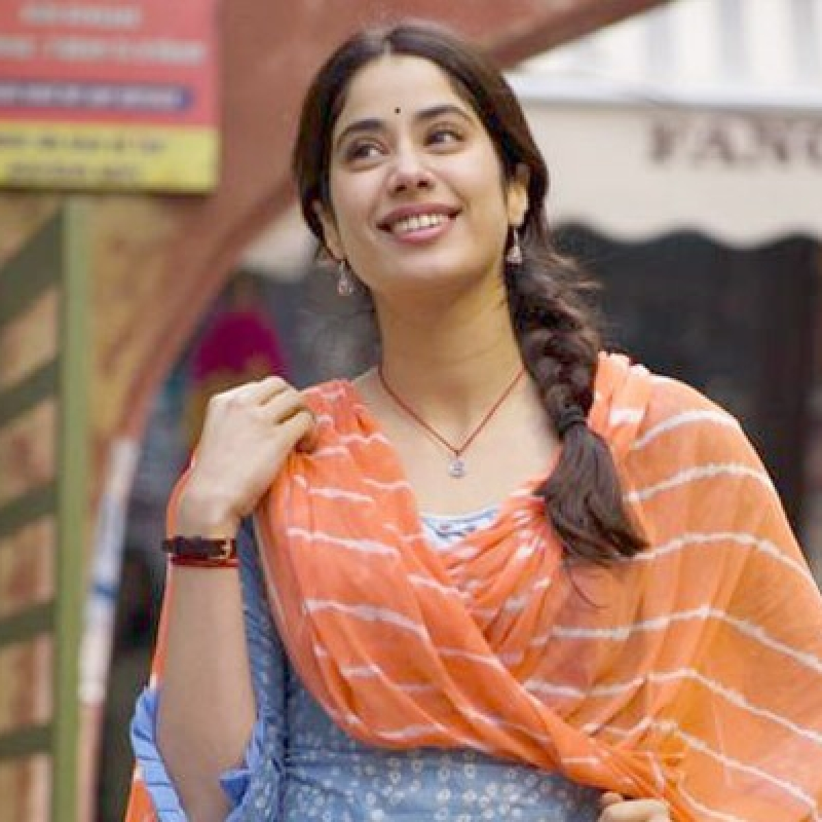 Farmers disrupt shooting of Janhvi Kapoor's 'Good Luck Jerry' for the third time