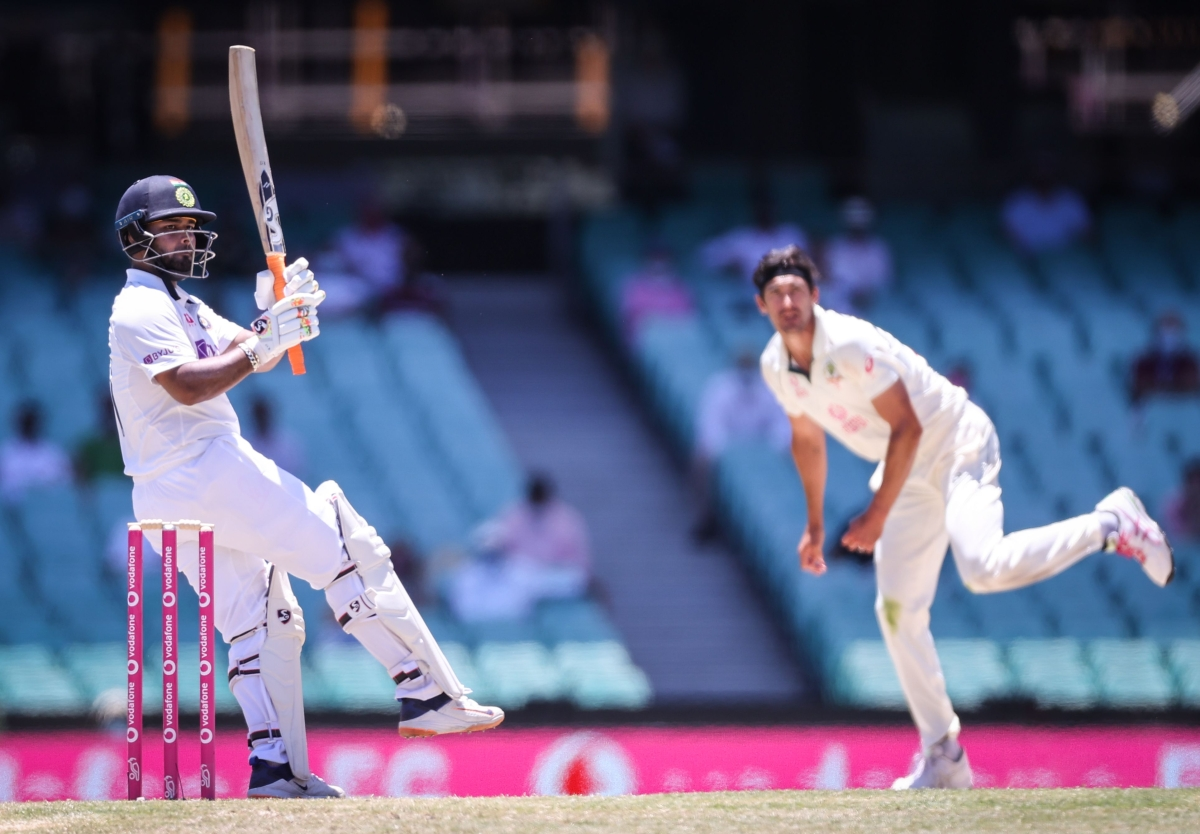 Ind vs Aus, 3rd Test: Pant falls 3 runs short of century, but now has this record as youngest wicket-keeper