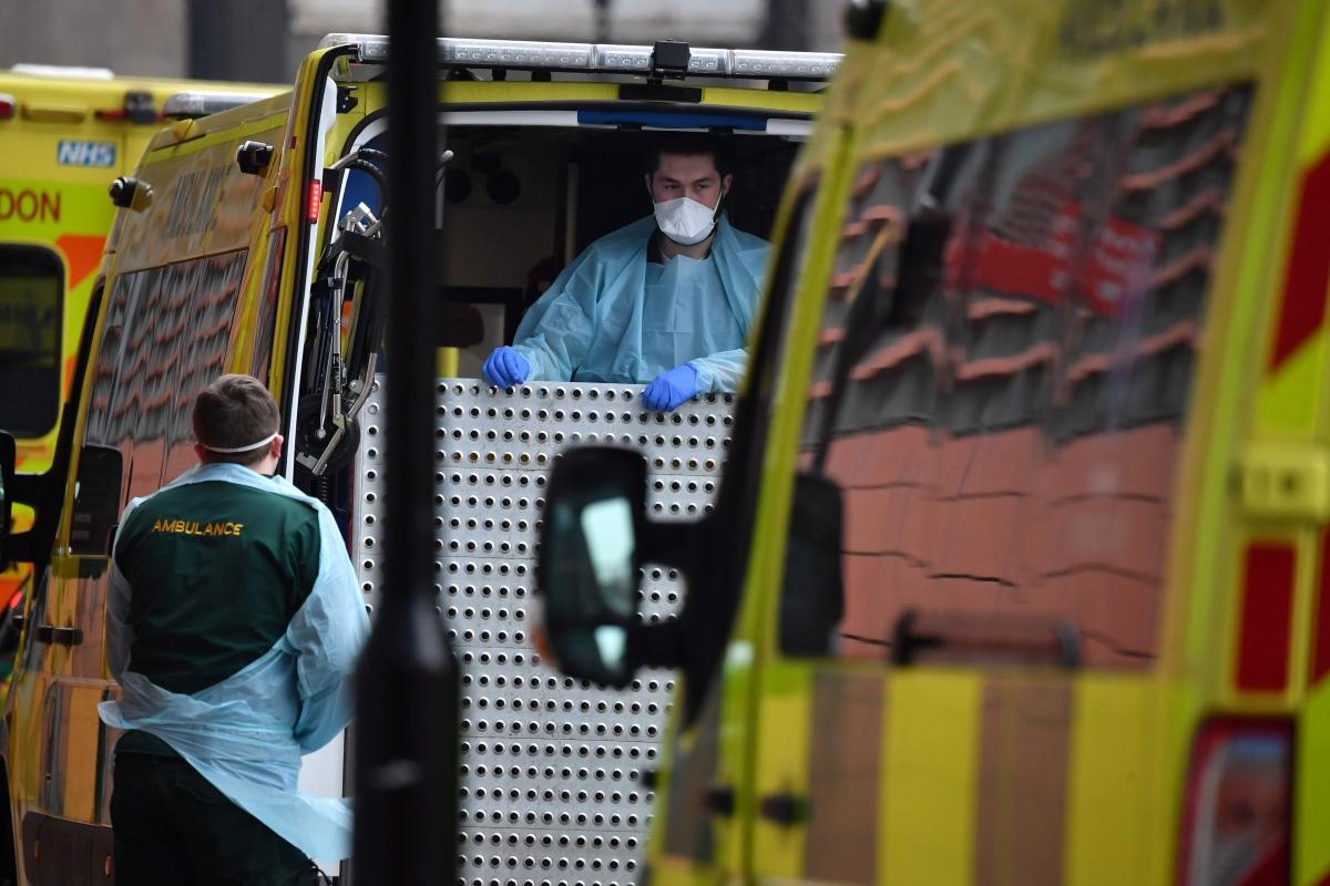 '1 out of 30 Londoners has Covid': Mayor Sadiq Khan declares 'major incident' in British capital