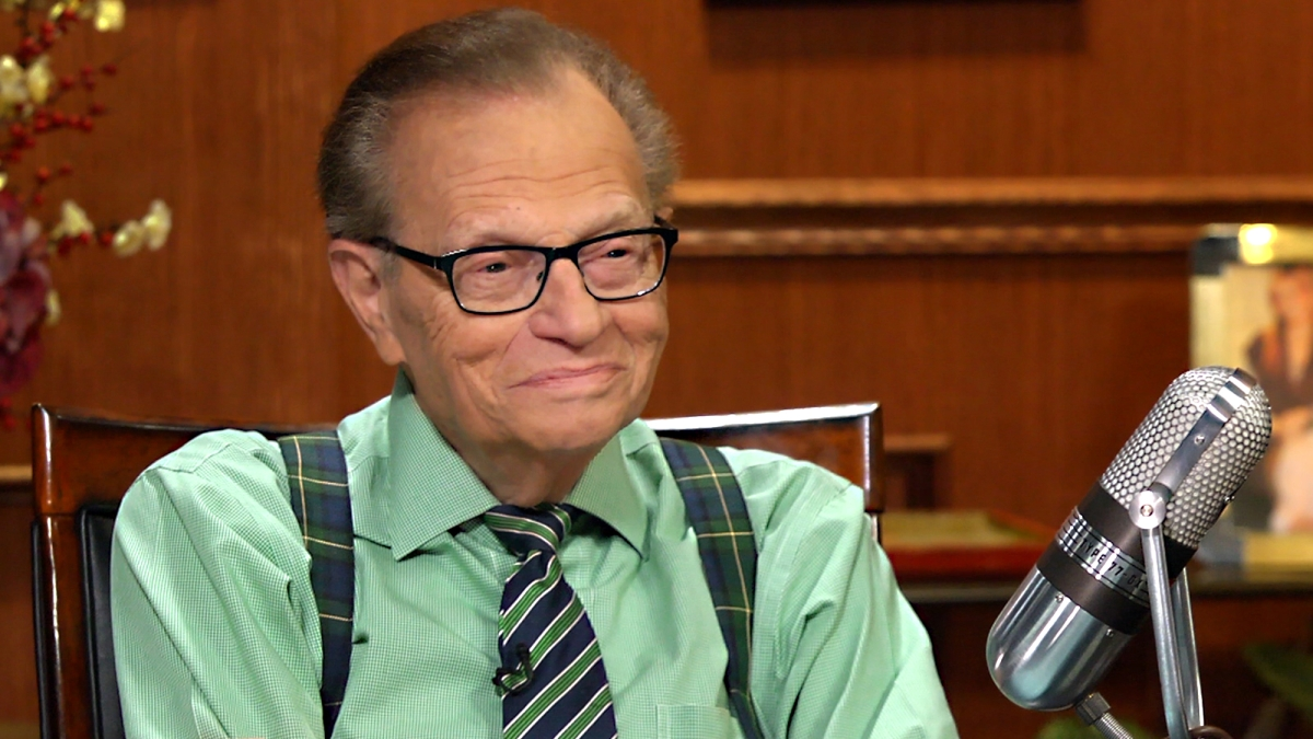 Veteran talk show host Larry King hospitalised with COVID-19: Report
