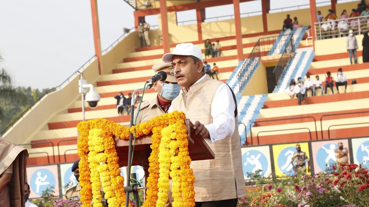NTPC-Ramagundam celebrates 72nd Republic Day