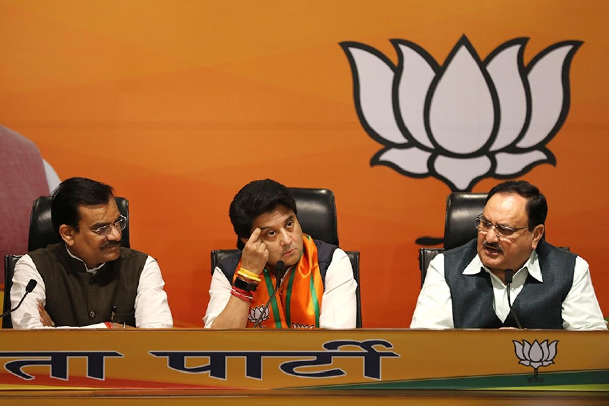 Scindia supporters' future in question, says Jitu Patwari