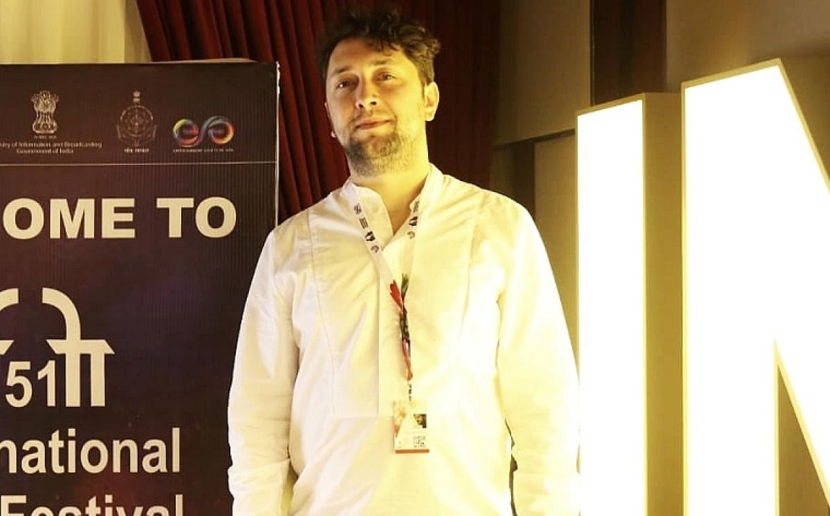 Producer and director, Radu Ciorniciuc