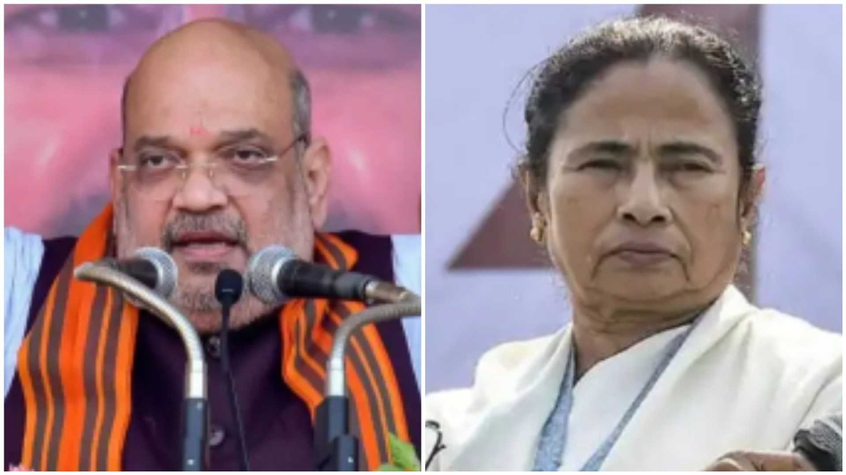 Amit Shah joins Howrah rally through video conferencing, says people of Bengal will never forgive Mamata Banerjee