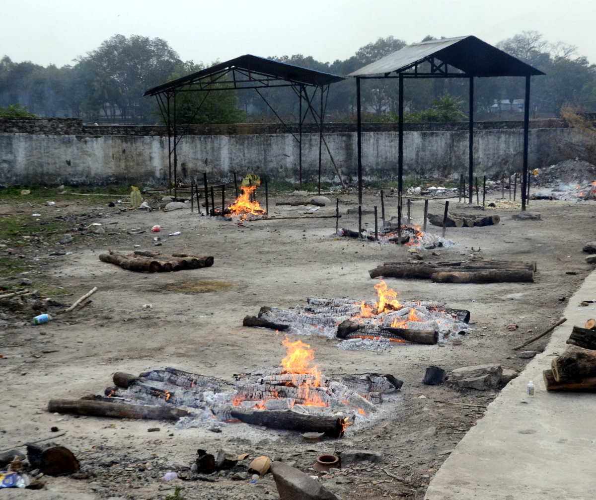Bhopal: Bhadbhada Vishram Ghat Samiti to move court for dues of Covid patients' cremation