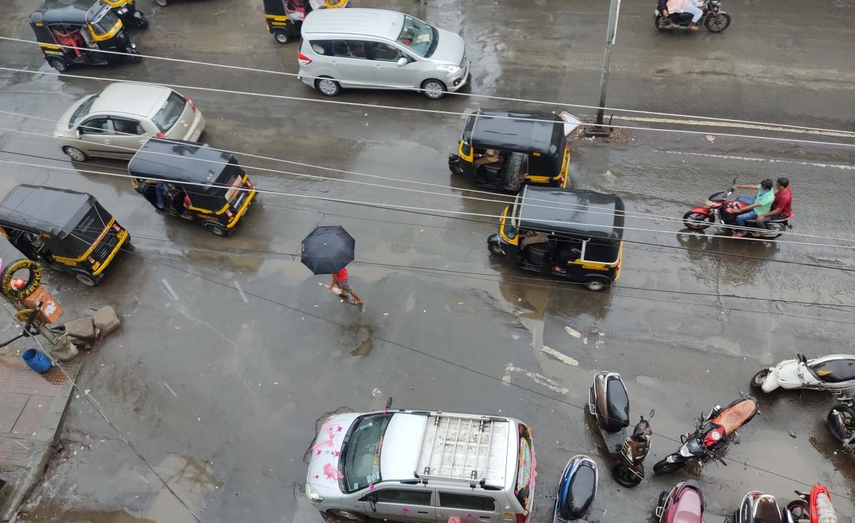 Mumbai: IMD predicts unseasonal rainfall over the next three days in the state