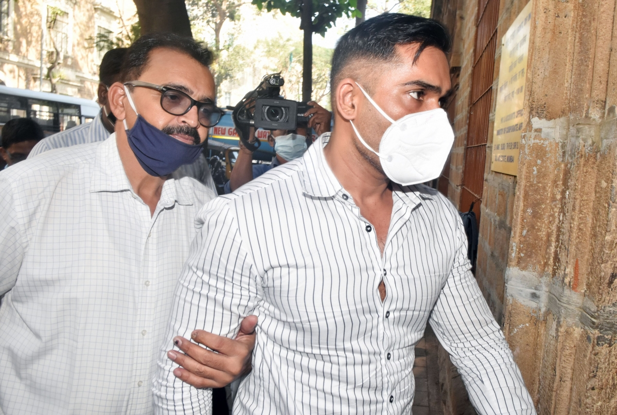 Drugs case: Minister Malik's son-in-law Sameer Khan sent to 14-day judicial custody