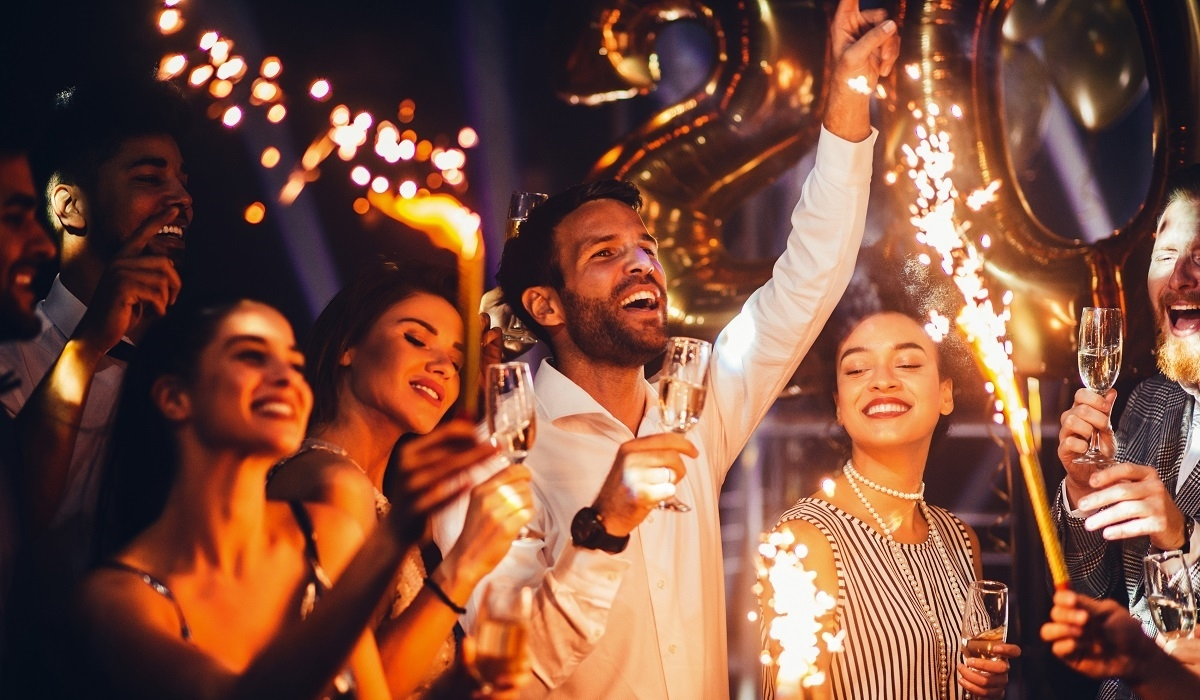 Guiding Light: The real celebrations of the new year