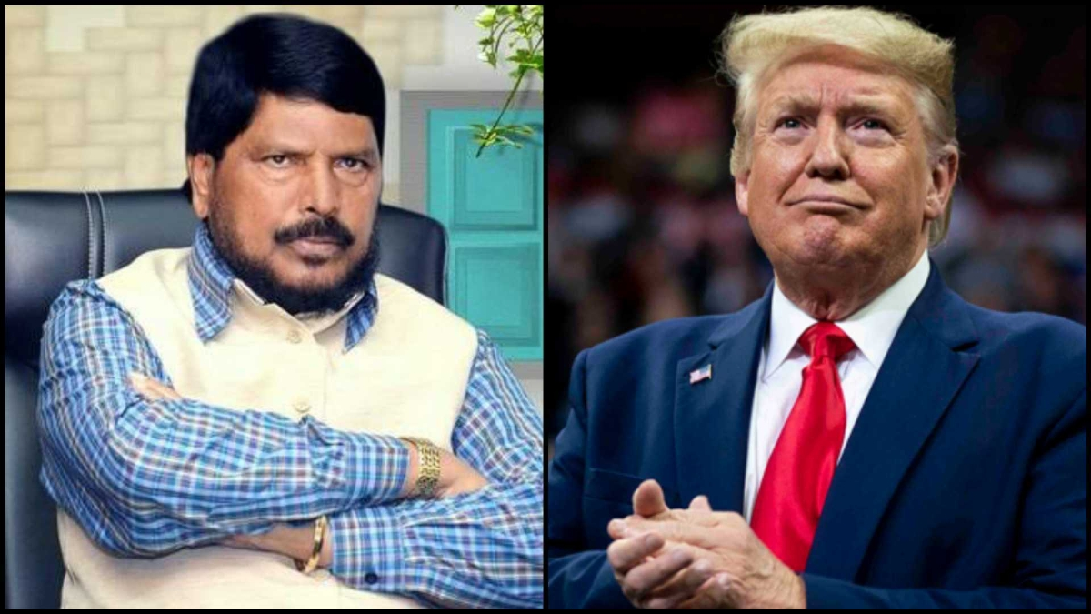 Mumbai: Ramdas Athawale condemns violence at US Capitol, says he will talk to Donald Trump over phone