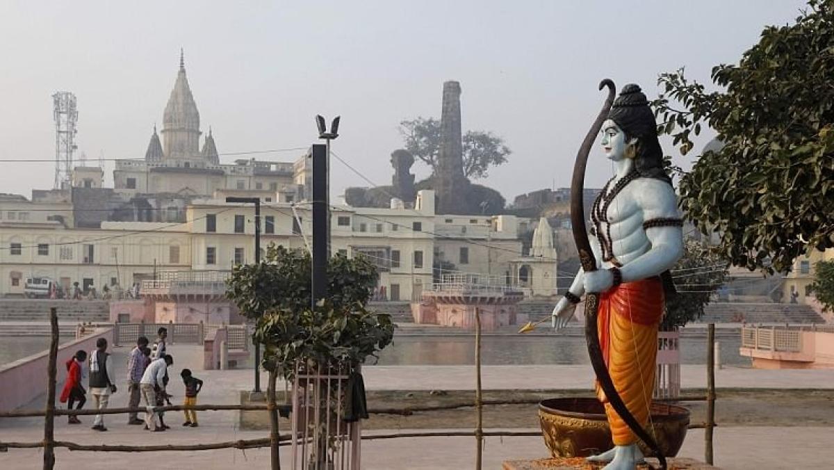Ayodhya file photo