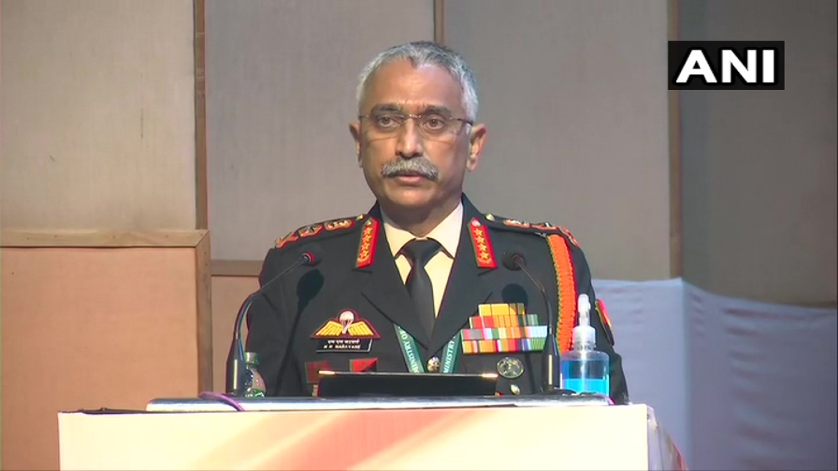 2020 challenging year for India, Armed forces stayed bravely at northern borders: Army chief Gen Naravane