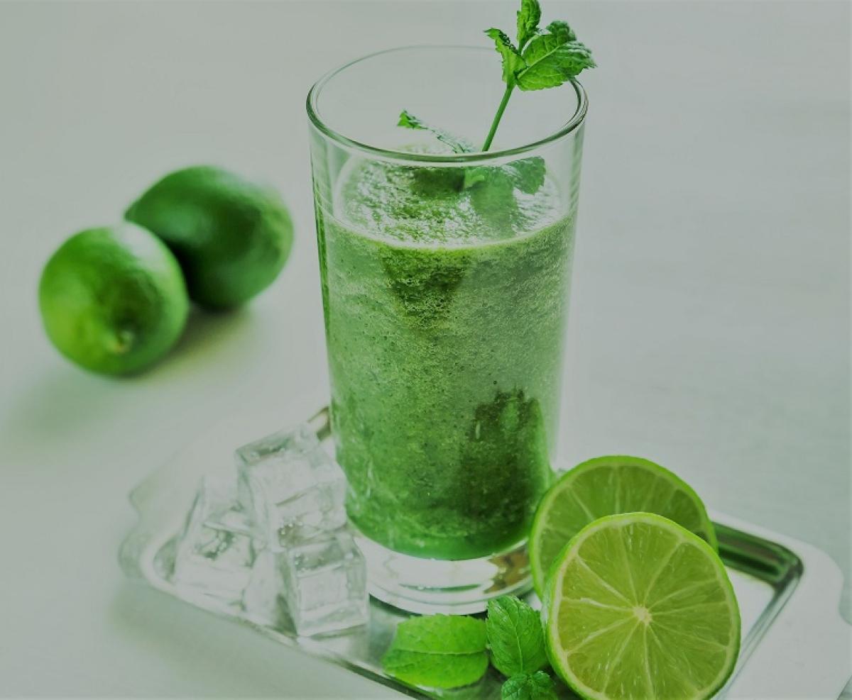 Detox drink-Cucumber Mint Agua Freshca