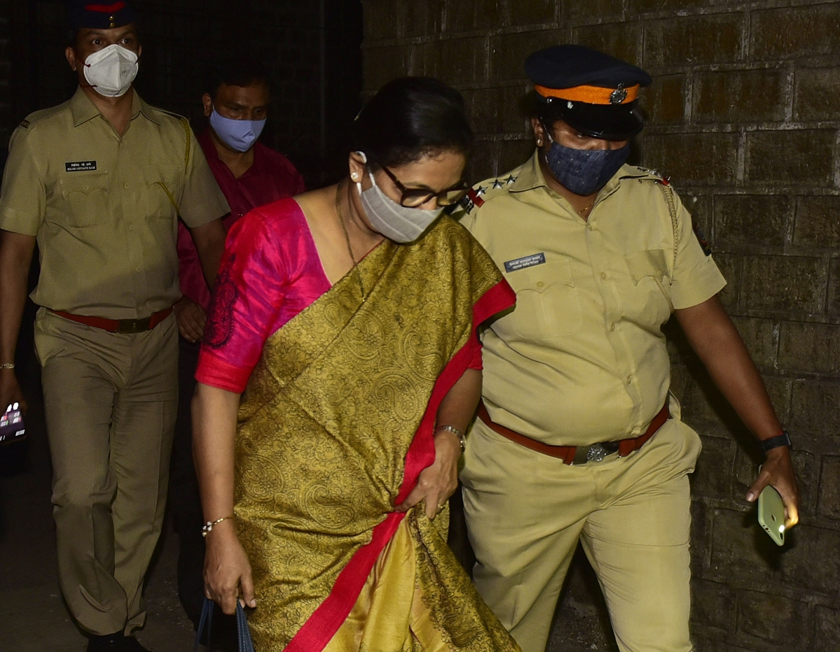 PMC Bank scam case: Sanjay Raut's wife Varsha quizzed for 3 hours by ED