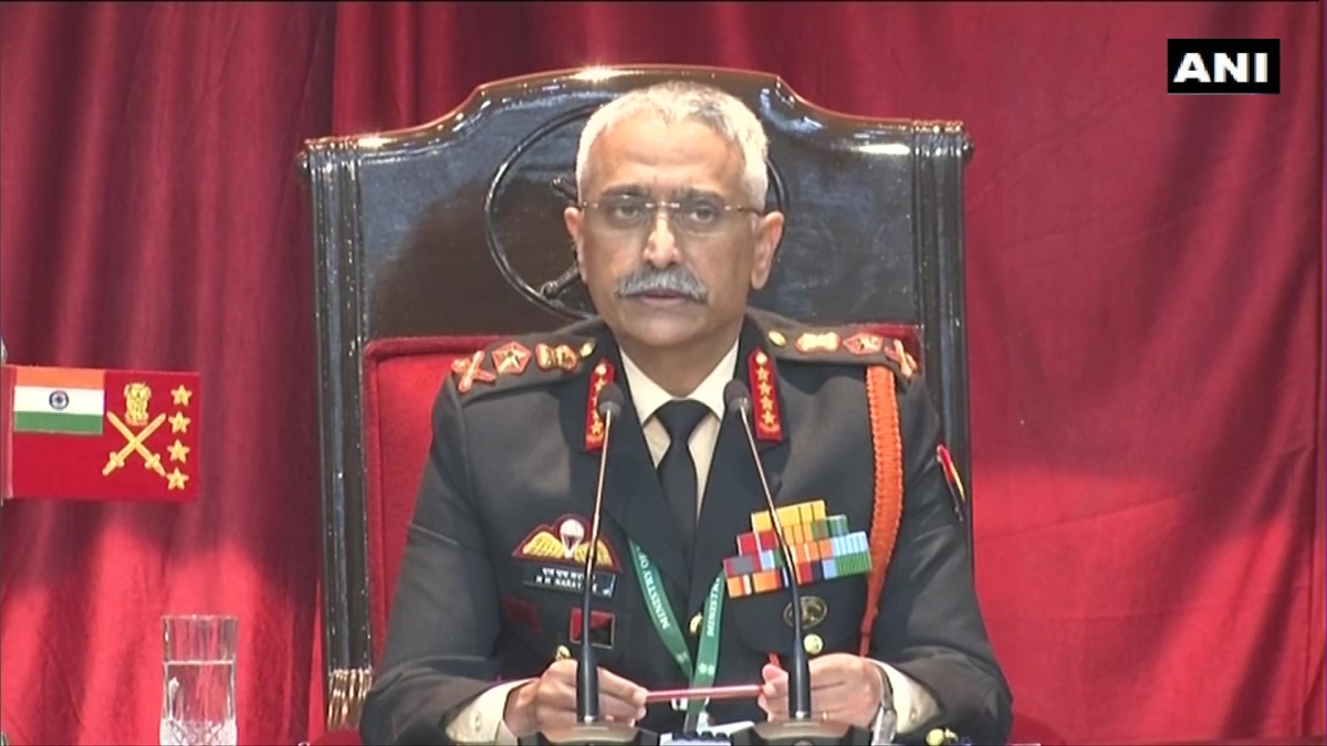 'We should be prepared to deal with two-front threat': Army chief on 'collusive approach' of China, Pakistan