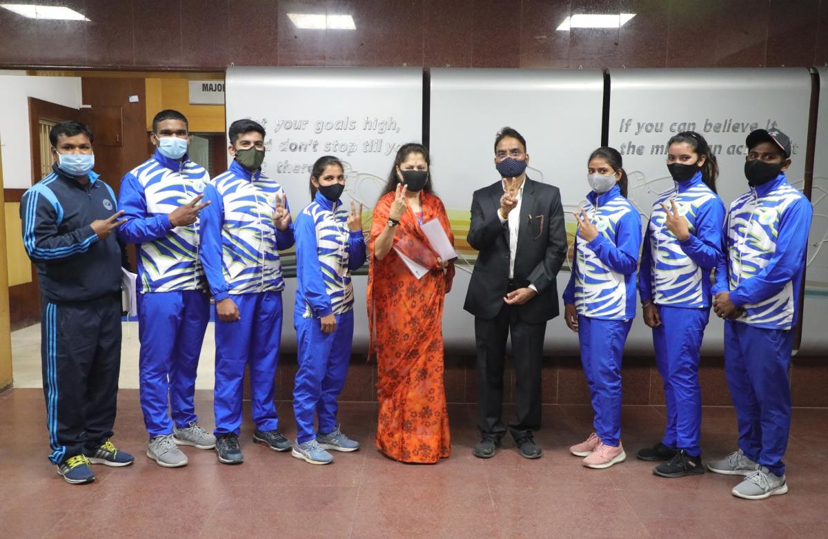 Shotgun girls from Madhya Pradesh to represent India at Shooting World Cup