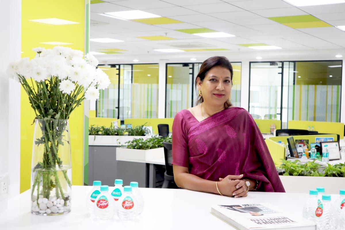 2021 will be significant for the Bisleri brand: Anjana Ghosh of Bisleri International tells BrandSutra
