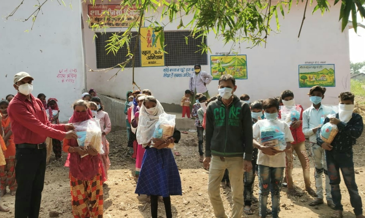 Madhya Pradesh: Students of government schools in Bagh to get toor dal and soybean oil under the mid-day meal