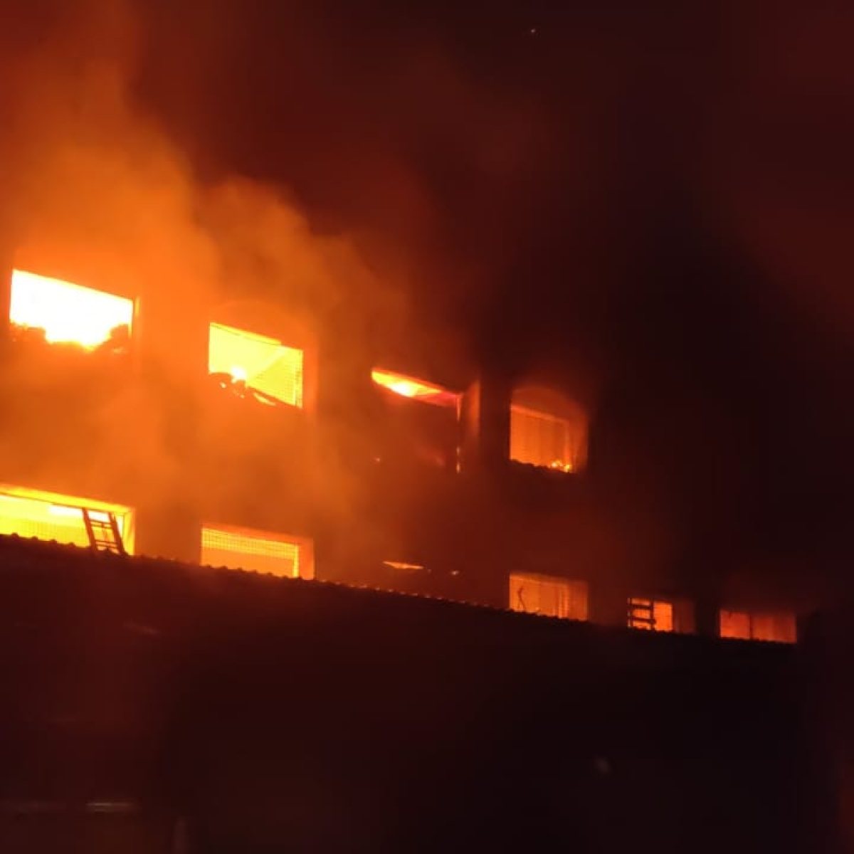 Maharashtra: Fire breaks out in Bhiwandi godown; no casualties reported