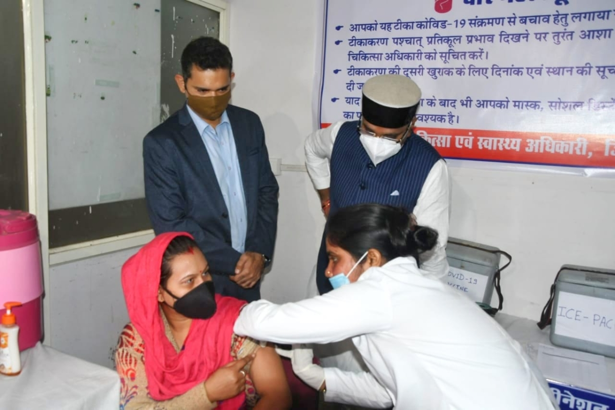 Madhya Pradesh: Dry run for Covid-19 vaccination ends successfully in state capital, say health department authorities