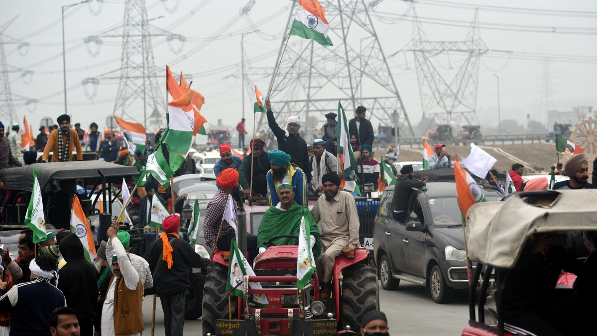 Farmers' Protest: 8th round of talks between govt, protesting farmers to be held today