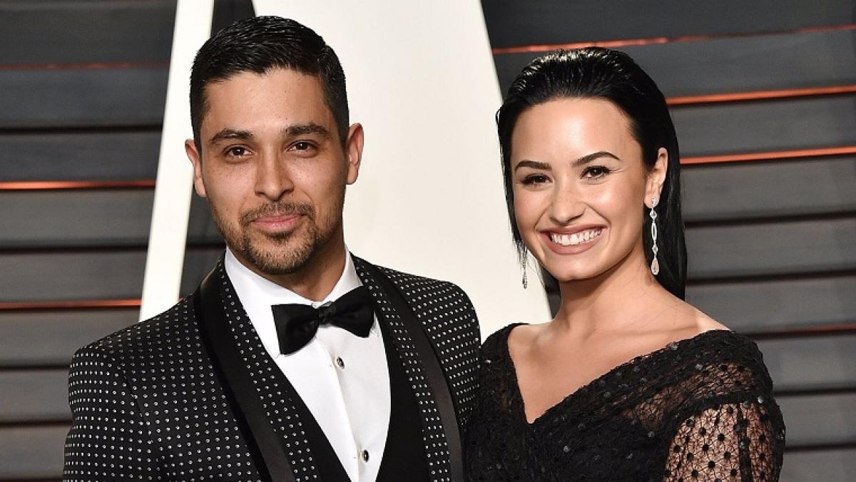 Exes Demi Lovato, Wilmer Valderrama reunite for Netflix's 'Charming'