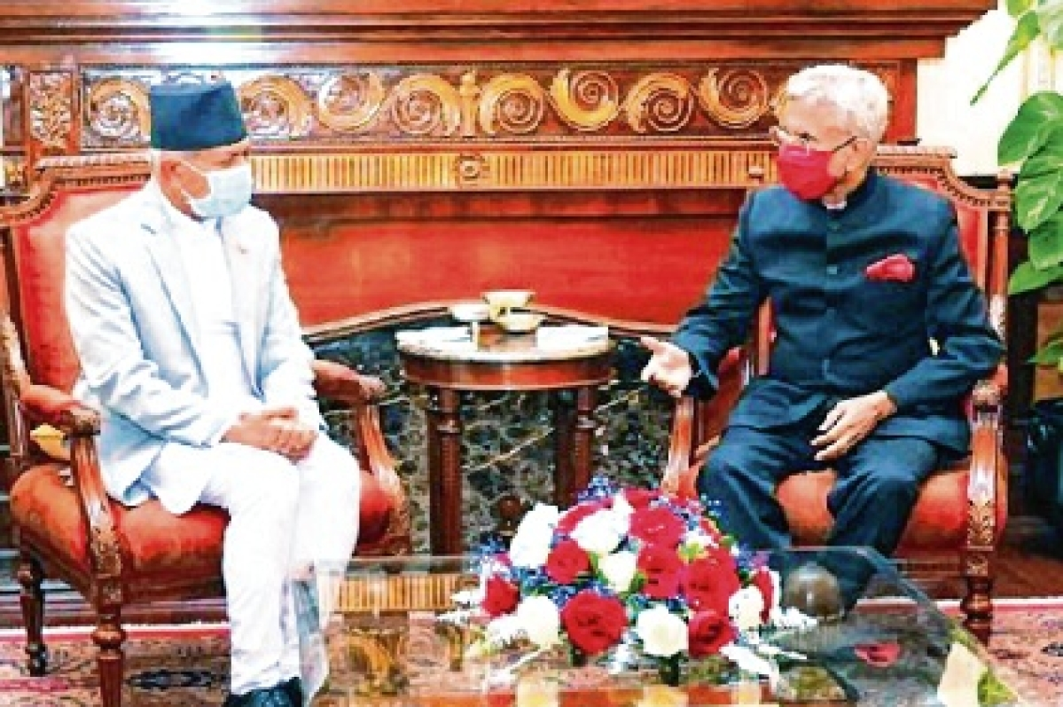 India, Nepal restore normalcy in relations