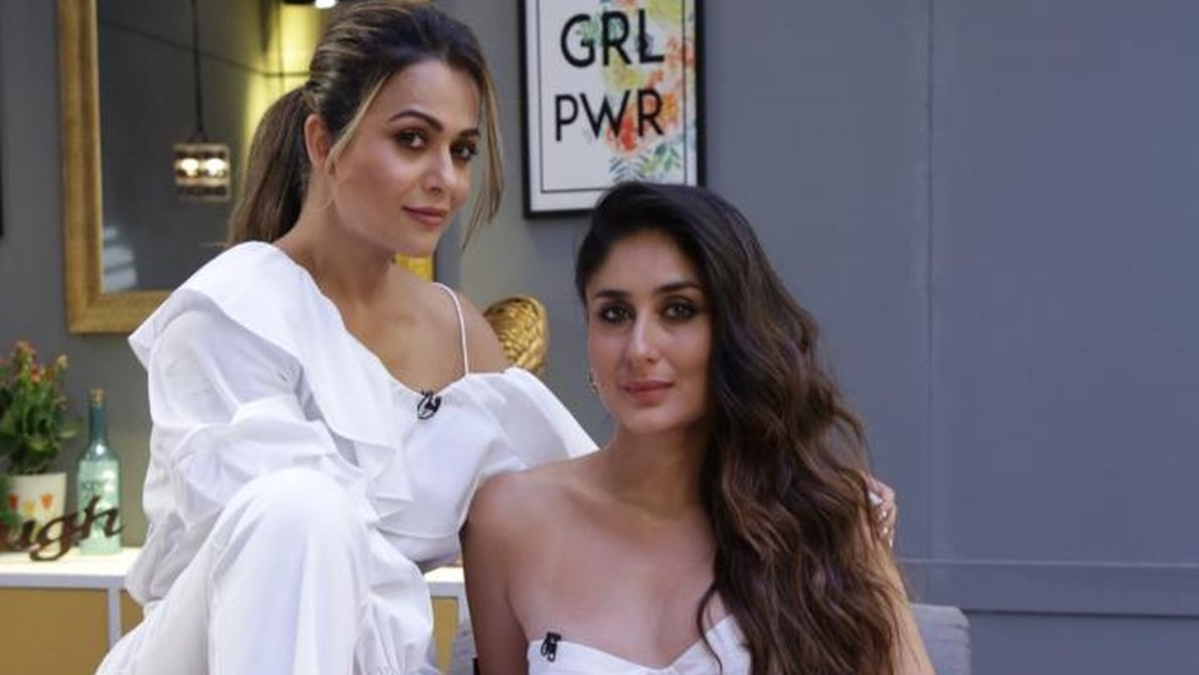 'You know you are my golden girl forever': Kareena Kapoor Khan pens sweetest birthday note for 'BFF' Amrita Arora