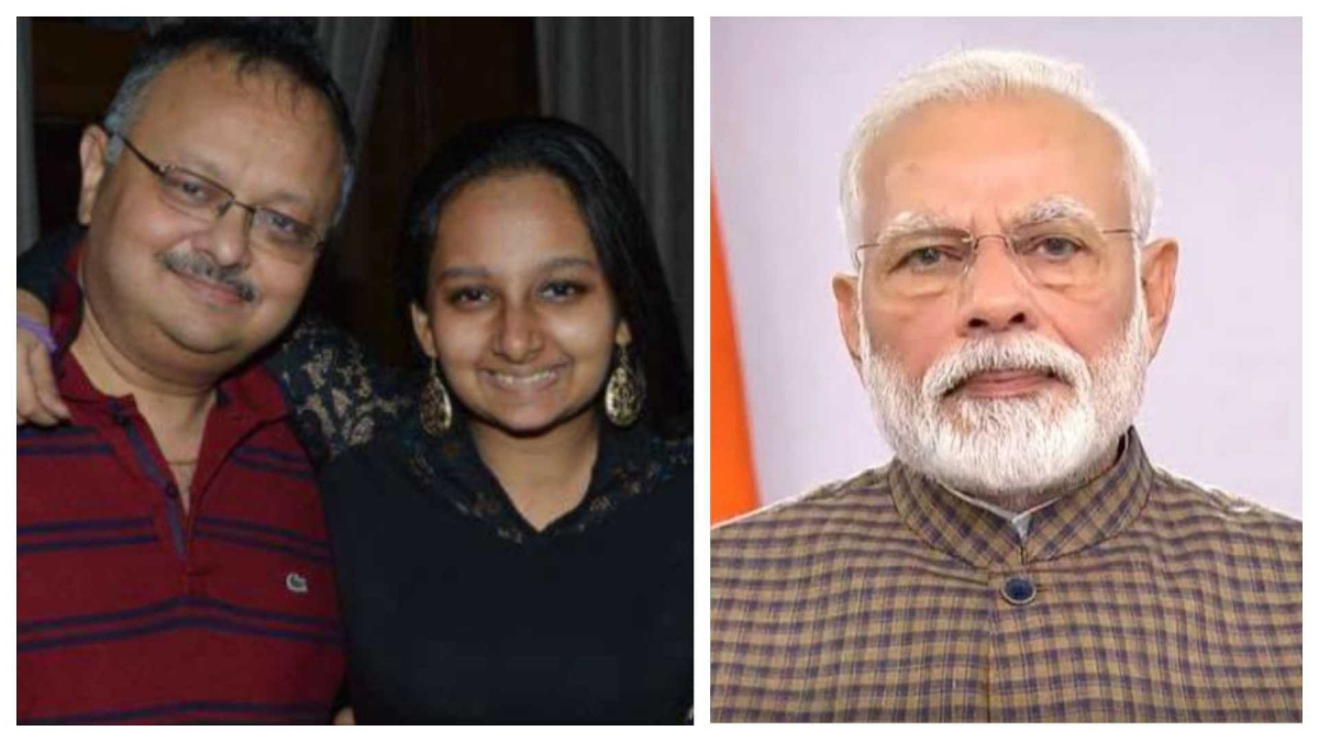 Ex-BARC CEO Partho hospitalised, daughter writes to PM Modi