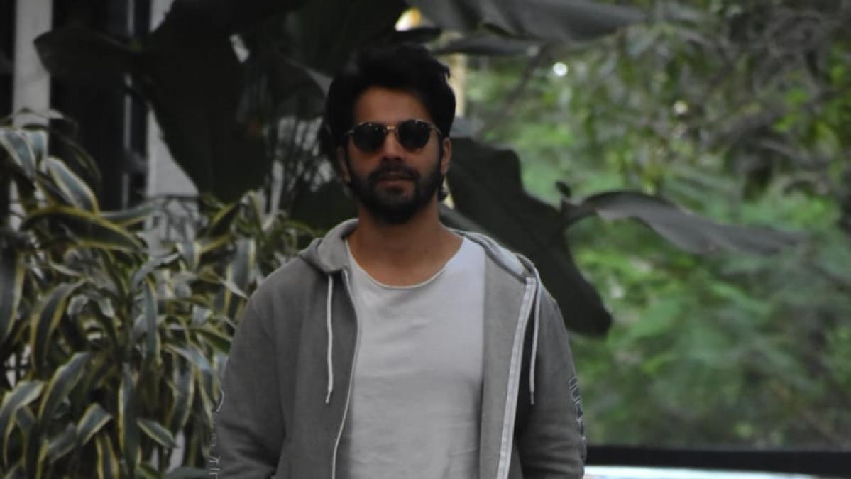 Watch: Varun Dhawan requests fans to wear masks during 'Bhediya' shoot; video from Ziro goes viral