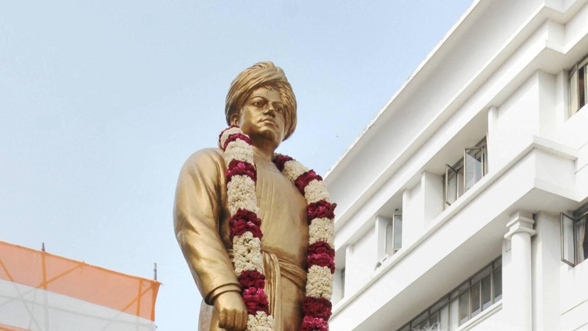 West Bengal: BJP, TMC wage war over Swami Vivekananda on his birth anniversary