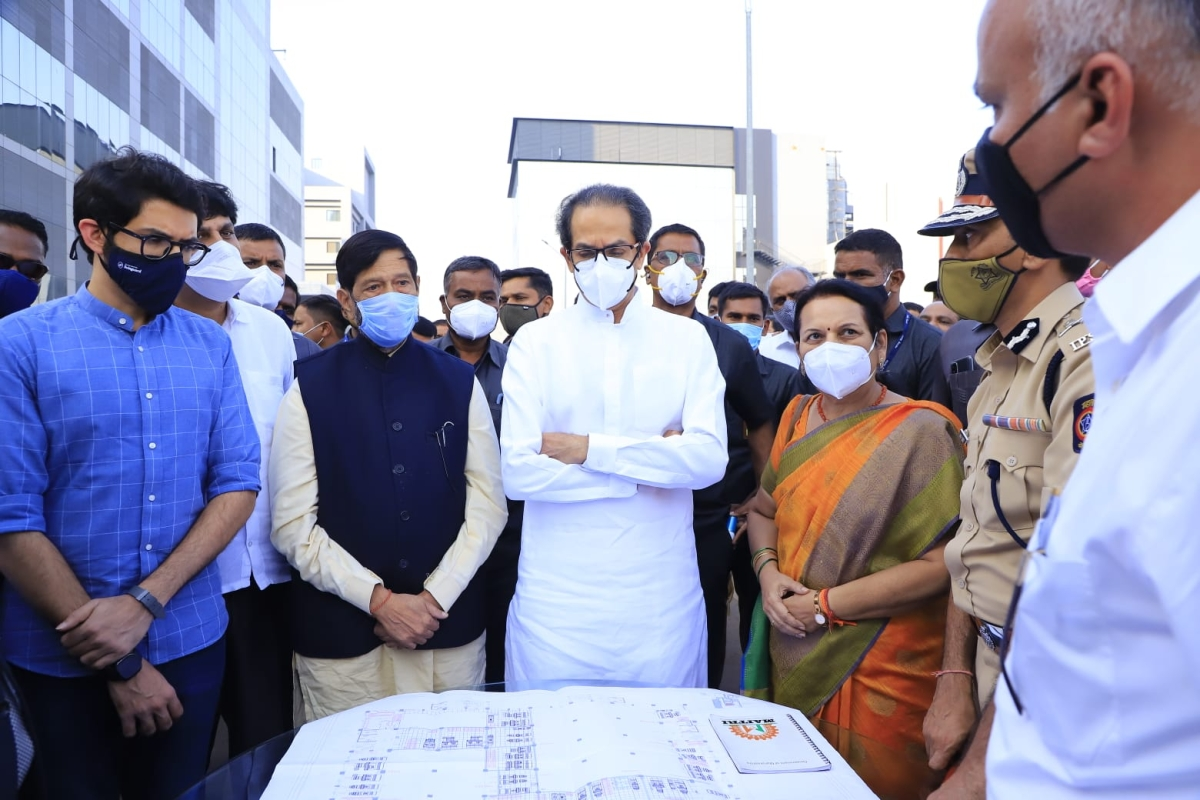Serum Institute Fire: Maha CM Uddhav Thackeray visits Manjari plant, says no impact on Covishield production