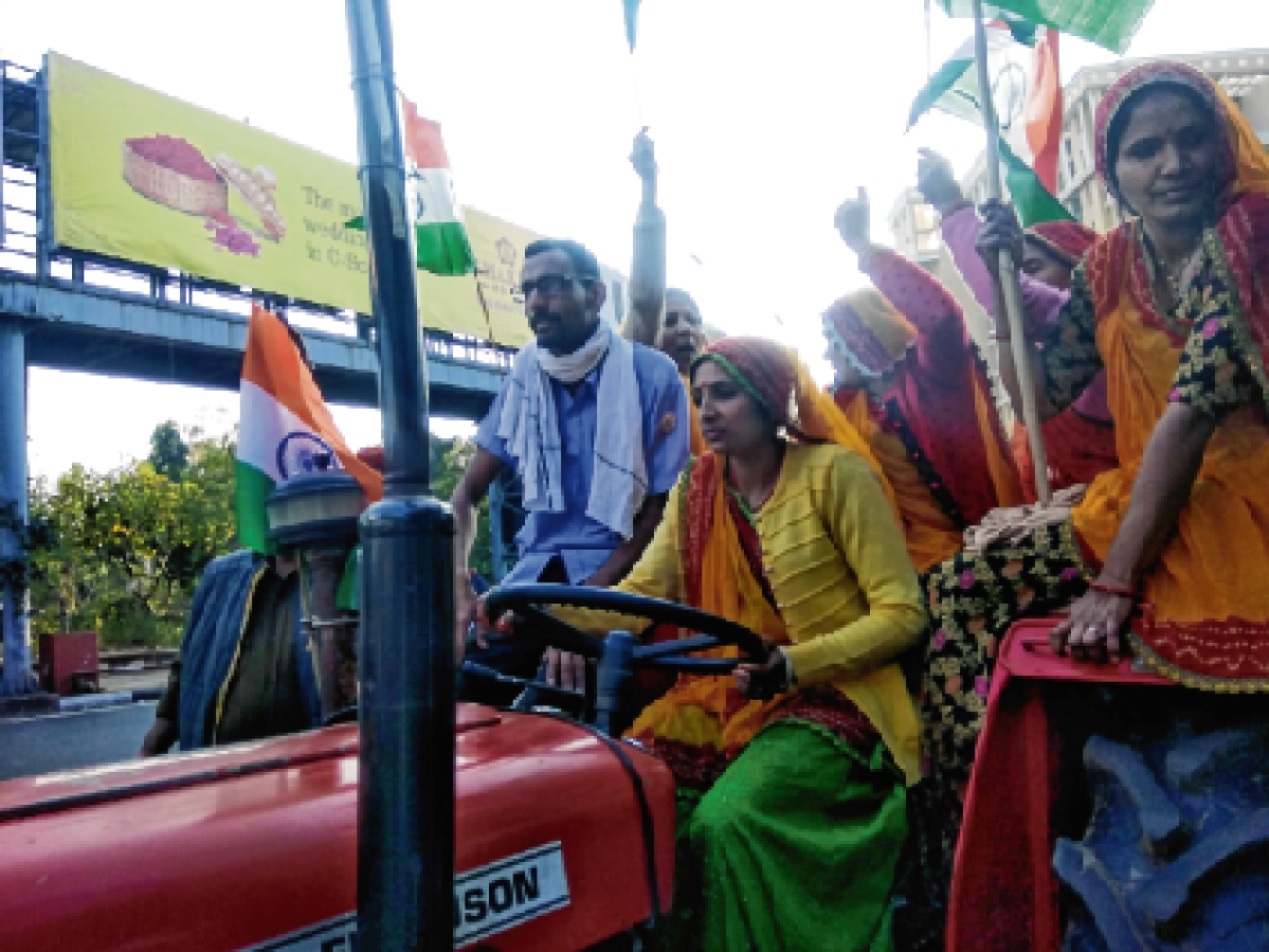 Farmers' R-day rally: Hundreds of women to drive tractors, make presence felt