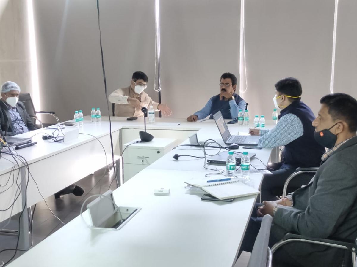 Indore: Expedite Metro project work: MP Shankar Lalwani