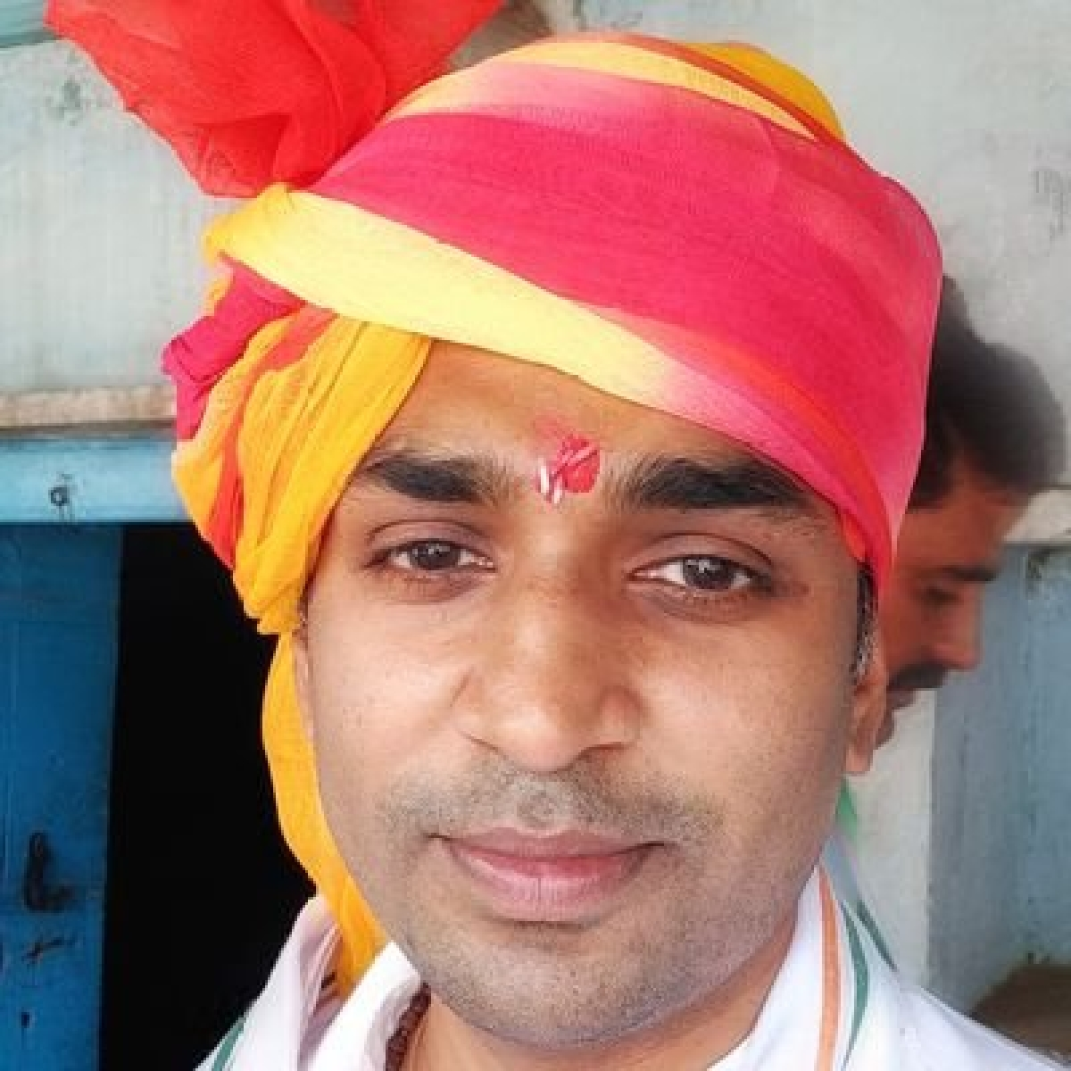 MP Youth Congress president Dr Vikrant Bhuria