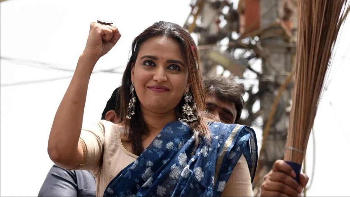 Swara Bhaskar takes her identity as an actress seriously