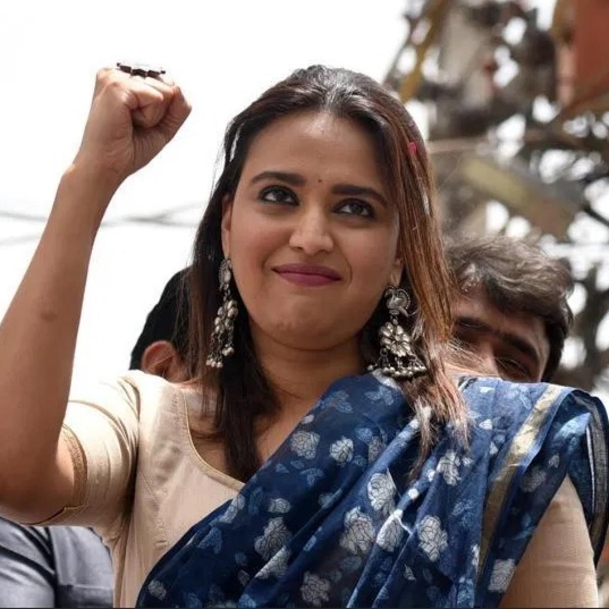 Swara Bhaskar takes her identity as an actress seriously