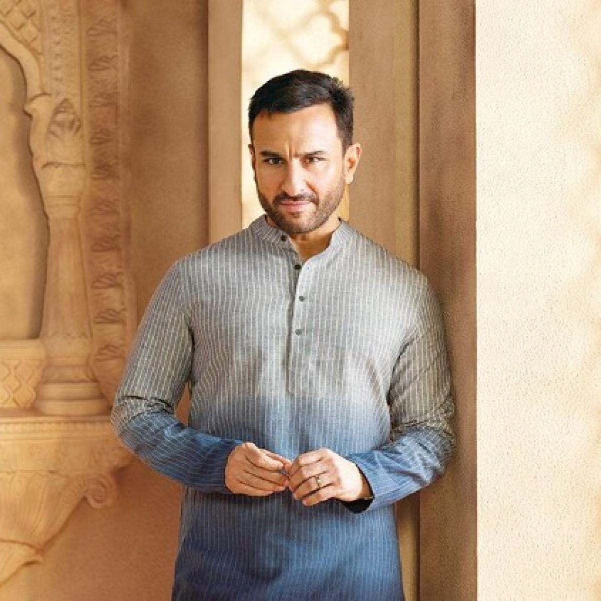 'Indian entertainment industry going through a renaissance,' says Saif Ali Khan