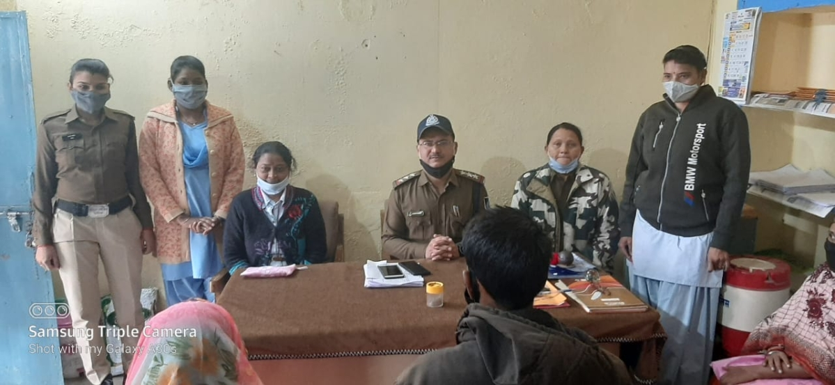 Family counselling centre in Barwani