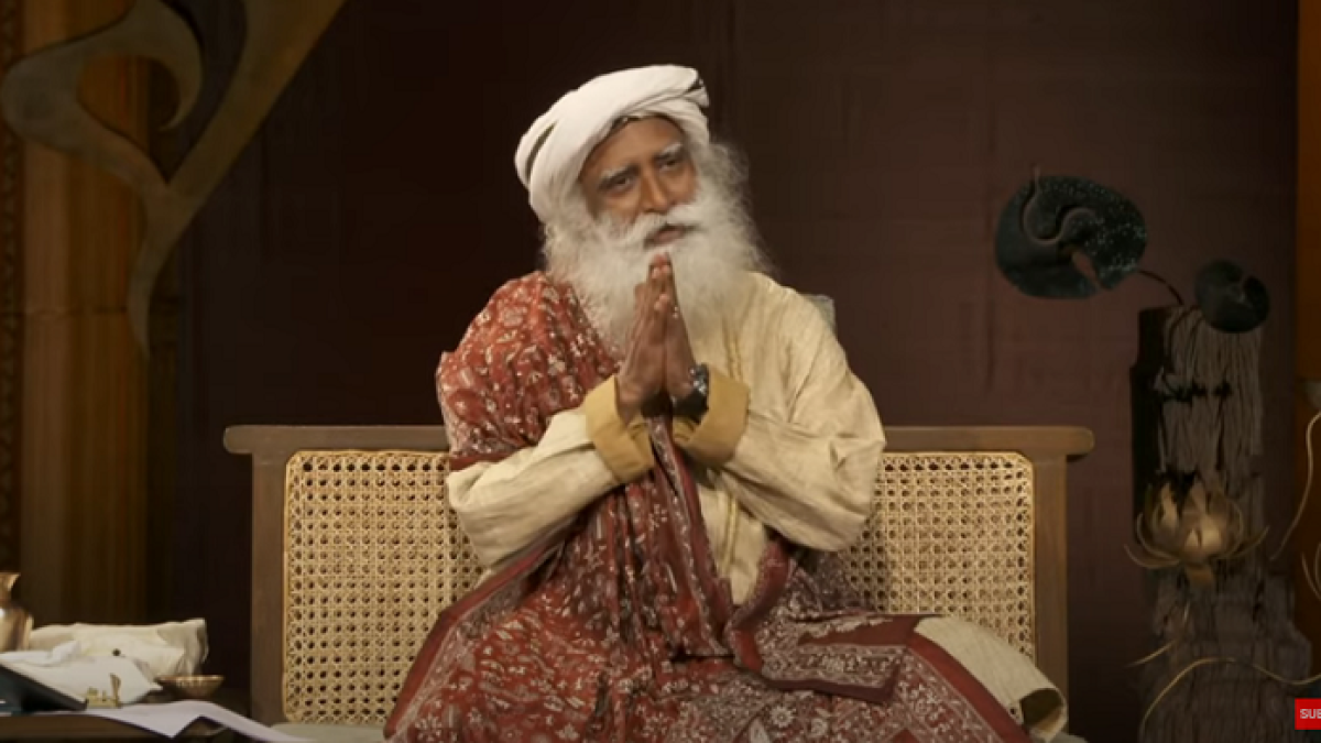 Respond, not react: Sadhguru's 2021 New Year message for Covid-hit world