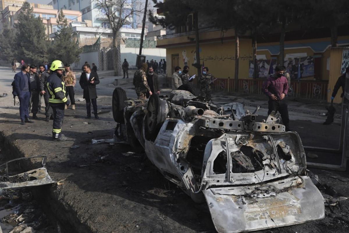 Afghanistan: 3 killed, one injured in Kabul blast