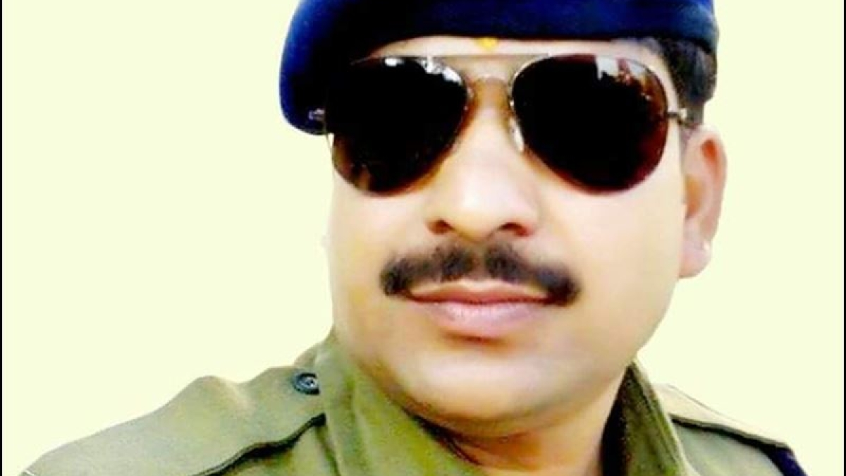Desceased ex-constable Sudesh Khode