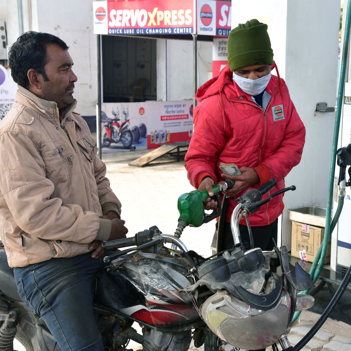 Petrol, diesel prices remain unchanged for tenth consecutive day: Check prices in Mumbai, Delhi, Chennai, Kolkata