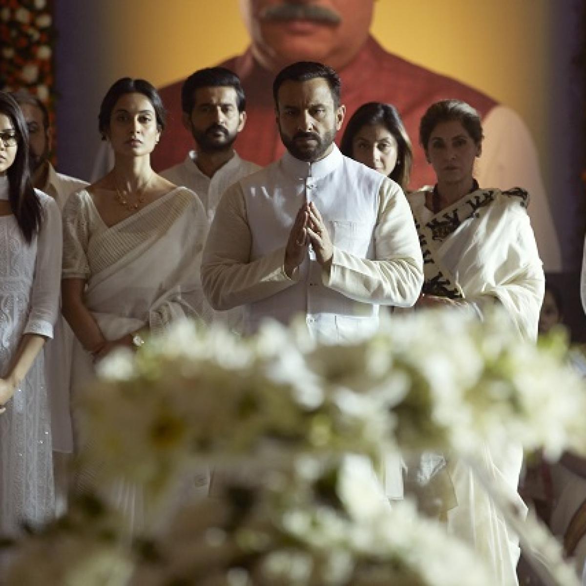 Tandav review: Clichéd Bollywood hangover kills this Saif Ali Khan-starrer political saga