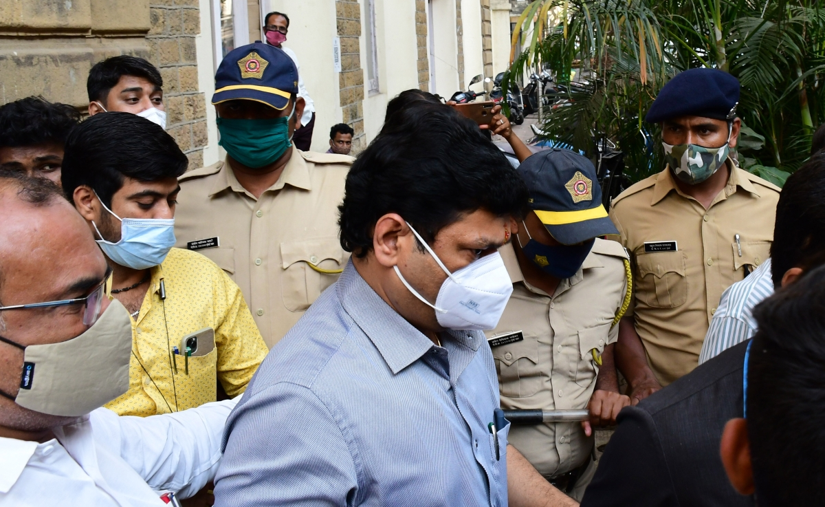 Dhananjay Munde rape case: BJP leader Krishna Hegde says same woman harassed him