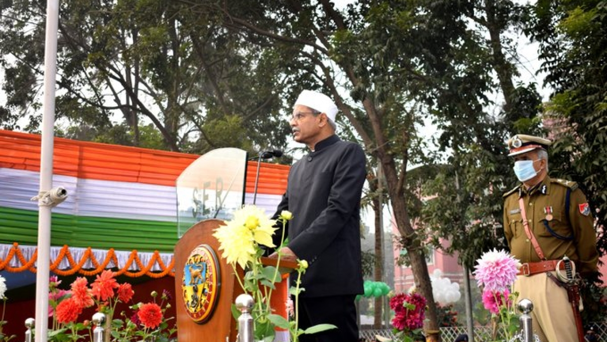 South Eastern Railway celebrates 72nd Republic Day